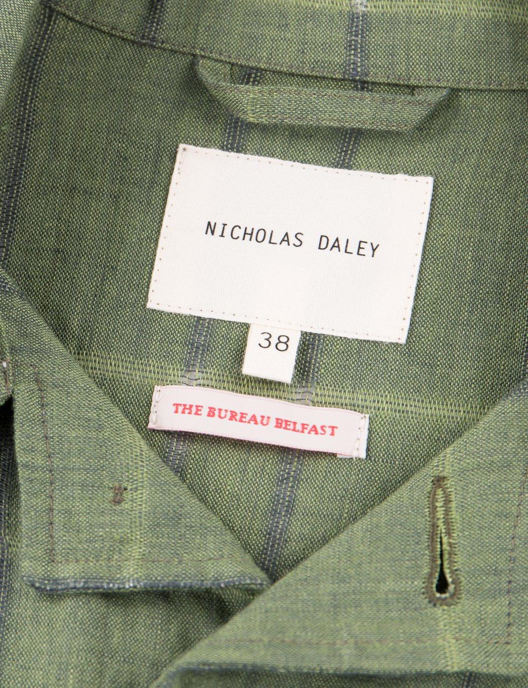 NICHOLAS DALEY