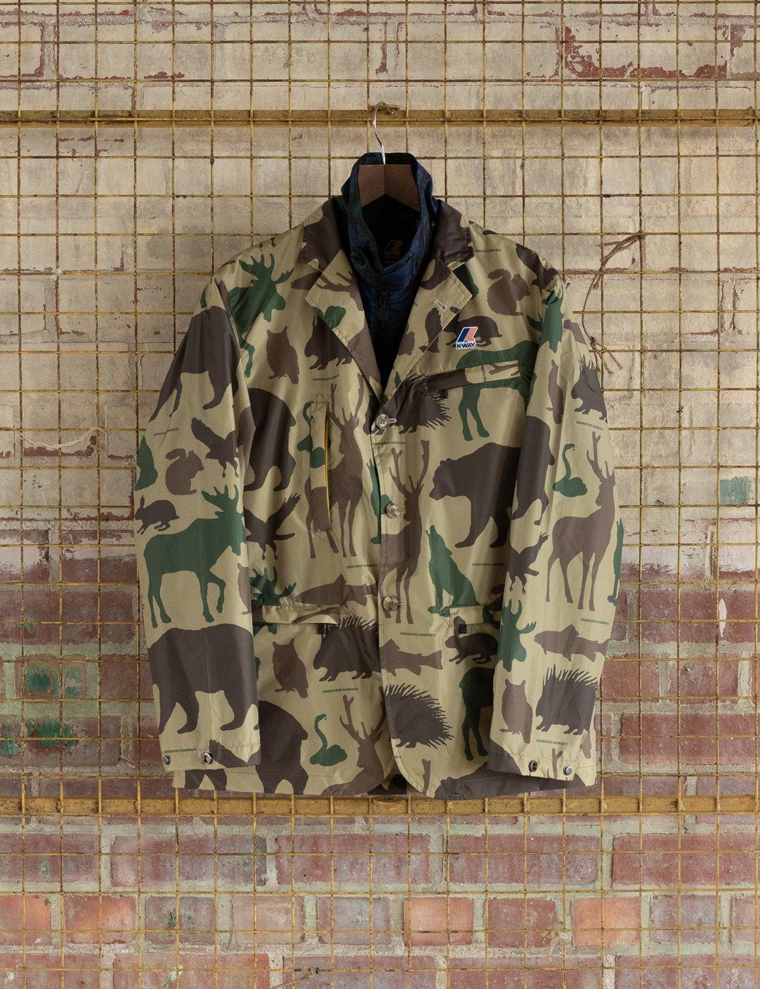 Engineered Garments X K-Way