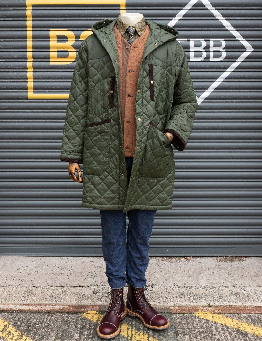 Engineered Garments x Barbour