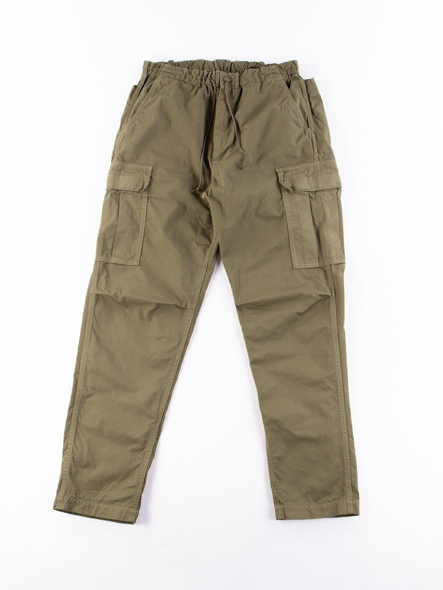 Army Weather Cloth Easy Cargo Pant