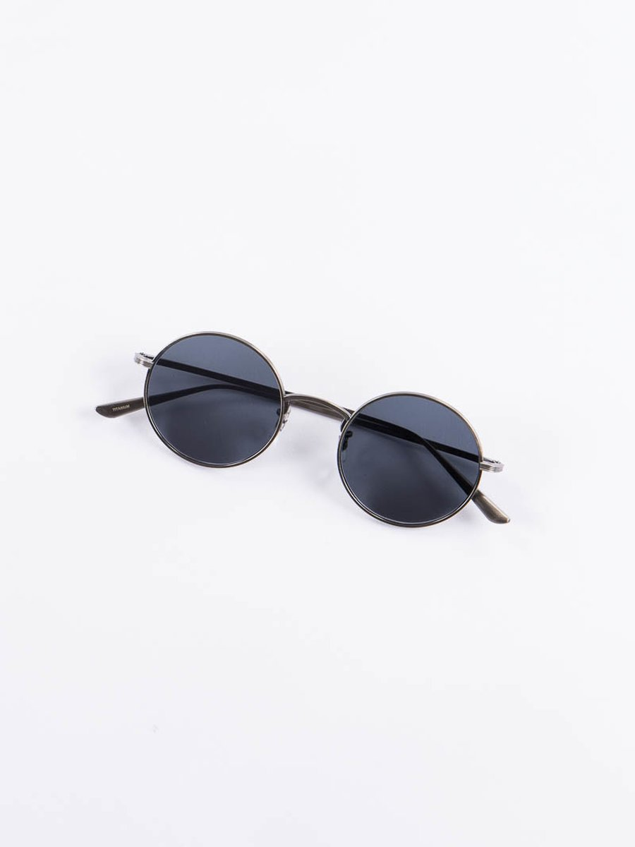 Pewter/Blue After Midnight Sunglasses
