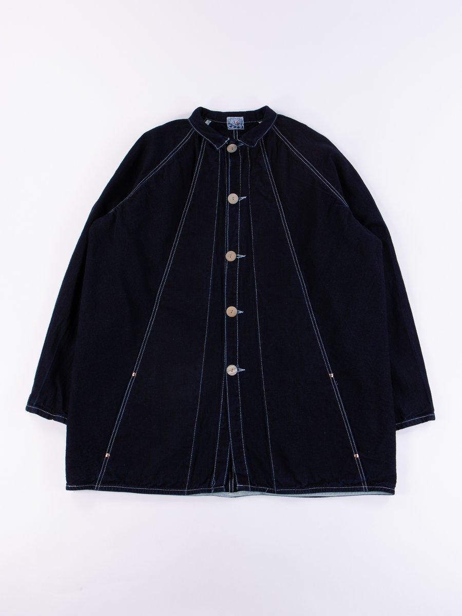 Rinse Wash Indigo/Indigo Taunton Zoetrope Coat