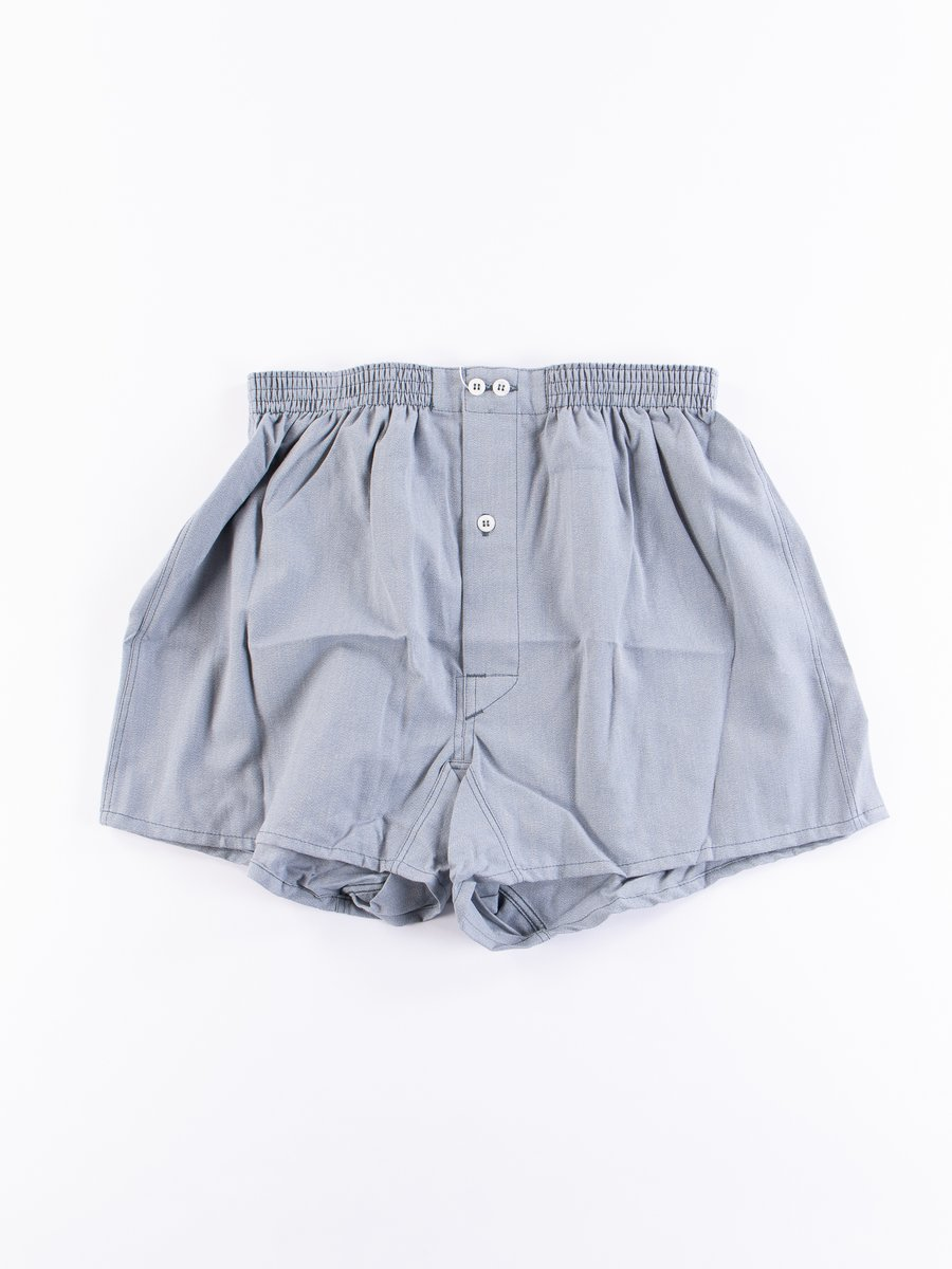 Blue Vintage Boxer Short