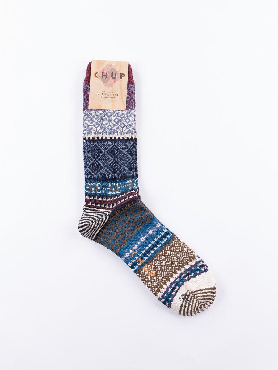 White Lys Socks