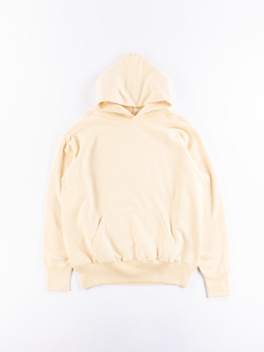 Yellow 462 Hooded Sweatshirt
