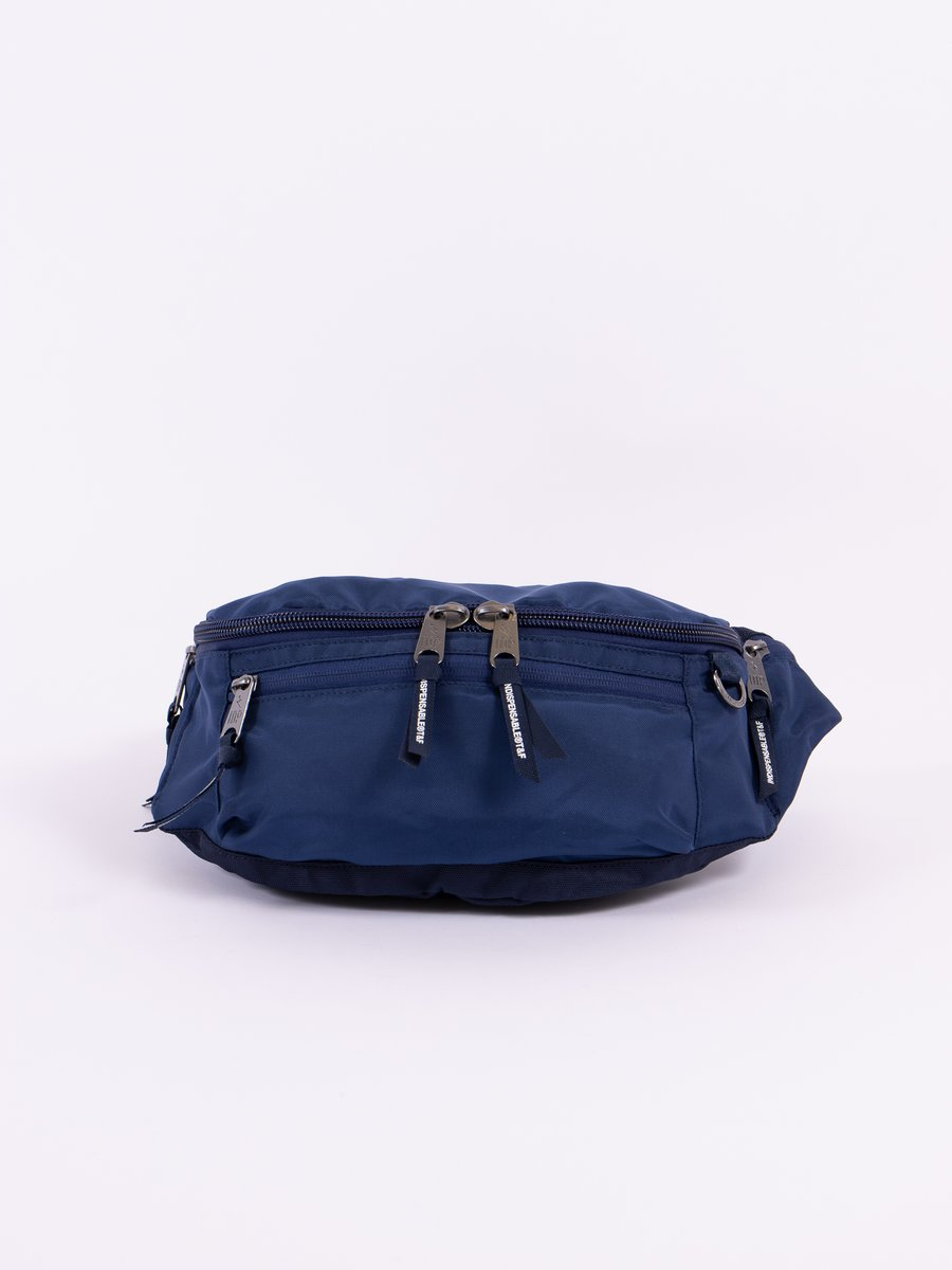 Navy Attach Waist Bag