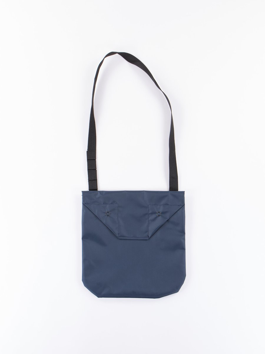 Dark Navy Pack Cloth Shoulder Pouch