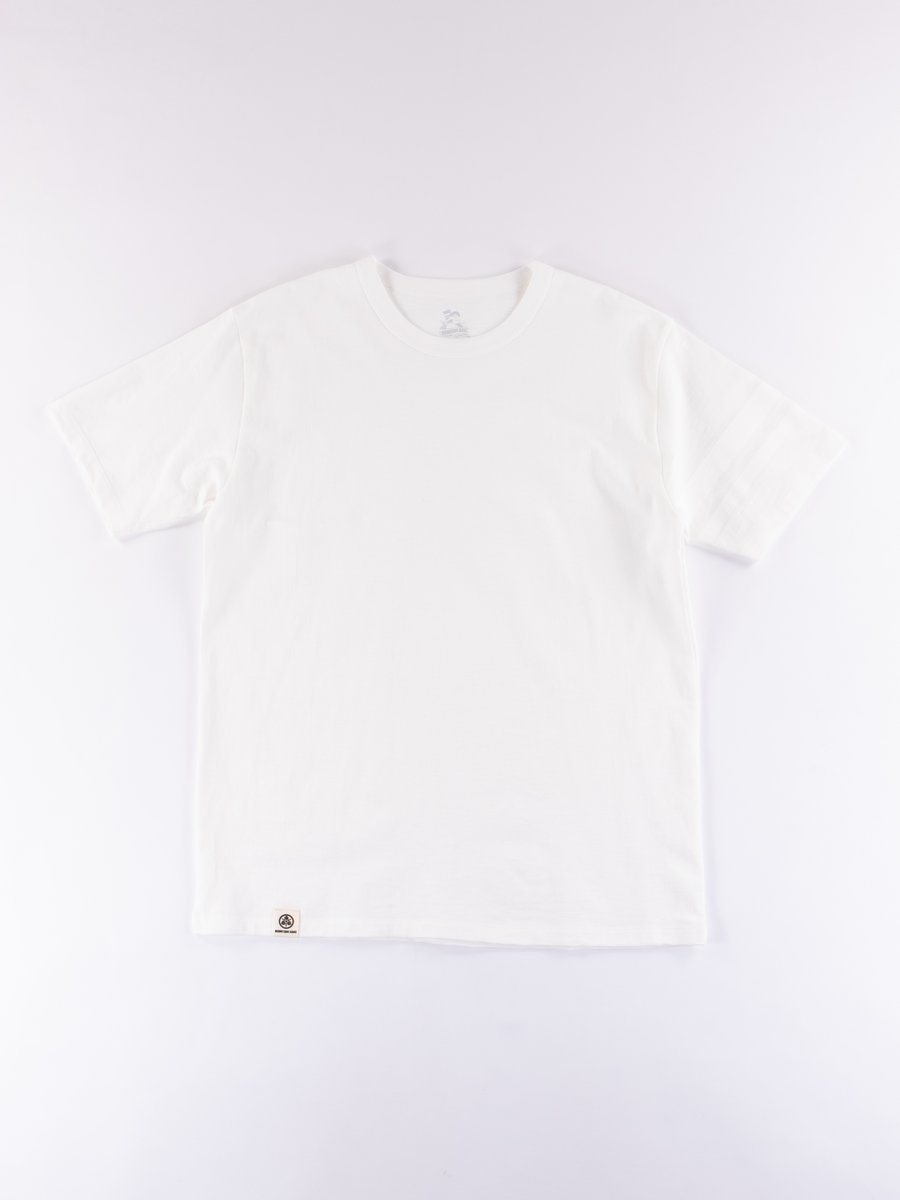 White Zimbabwe Cotton GTB T–Shirt