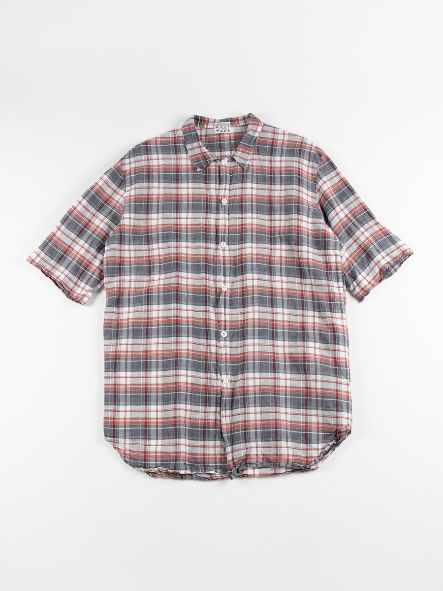 WEAVER'S STOCK SHORT SLEEVED TAIL SHIRT TRICOLORE