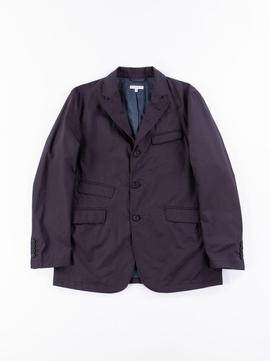 Dark Navy Highcount Twill Andover Jacket