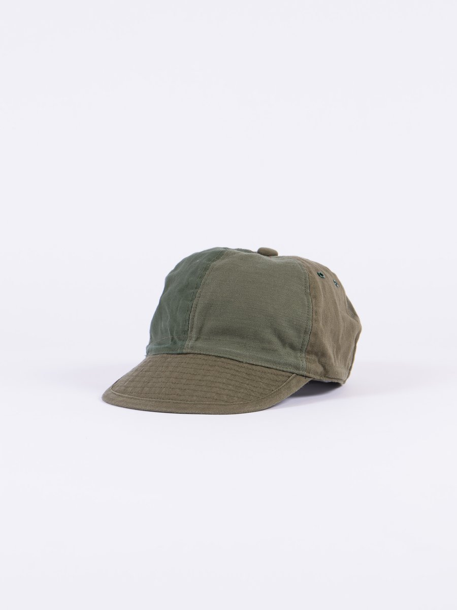 Olive Army Cap