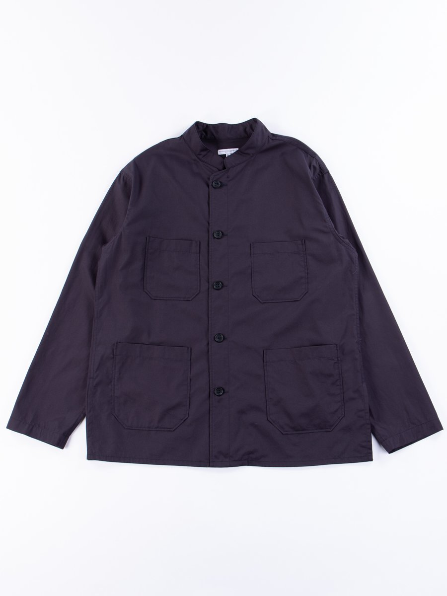 Dark Navy Highcount Twill Dayton Shirt