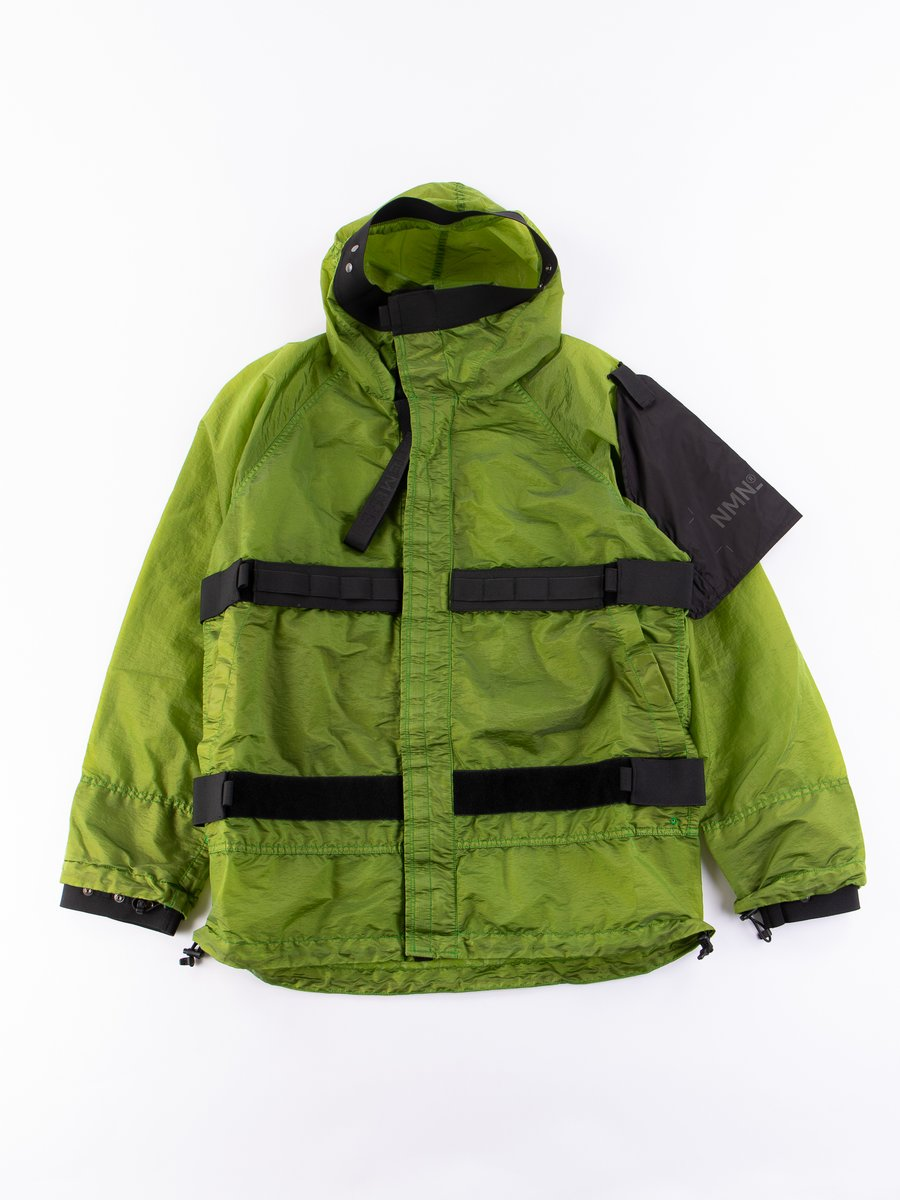 Acid Green Marking Jacket