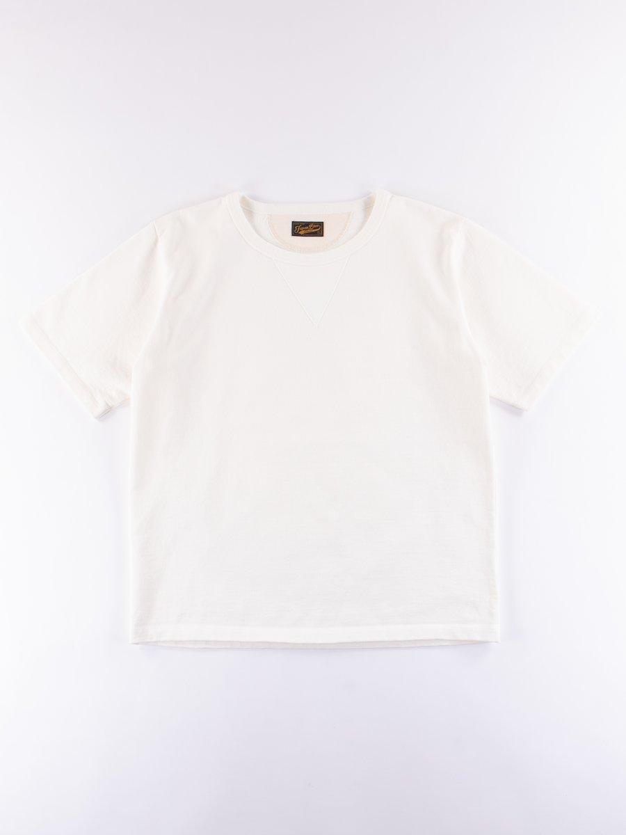 White 18GG Super–Hard Inlay T–Shirt