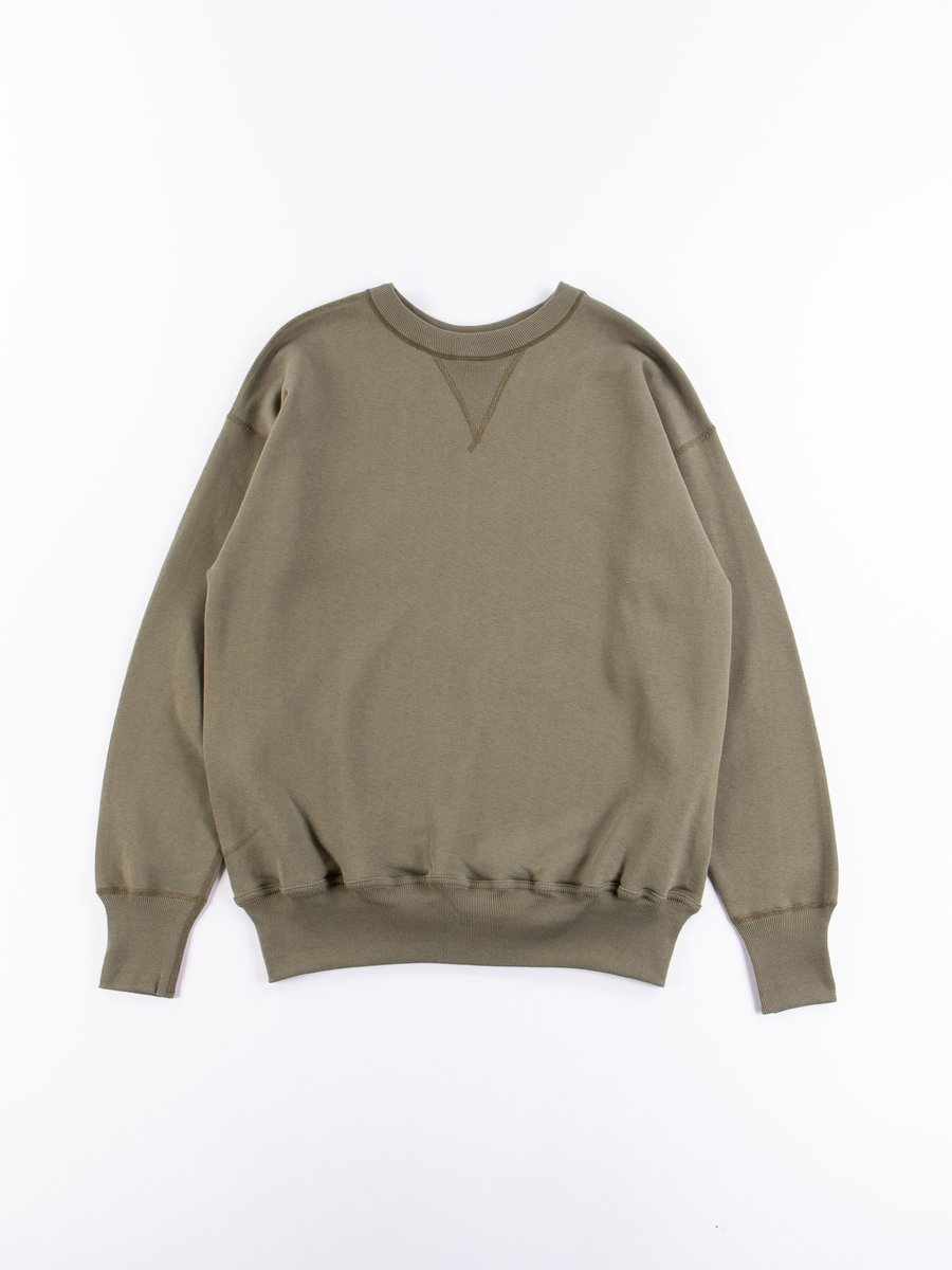 OD Green 401 Plain Sweatshirt