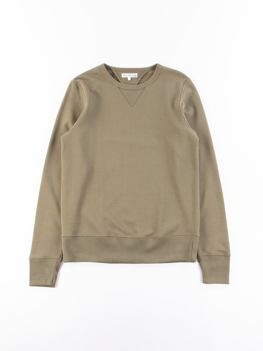 Army 346 Organic Cotton Sweatshirt