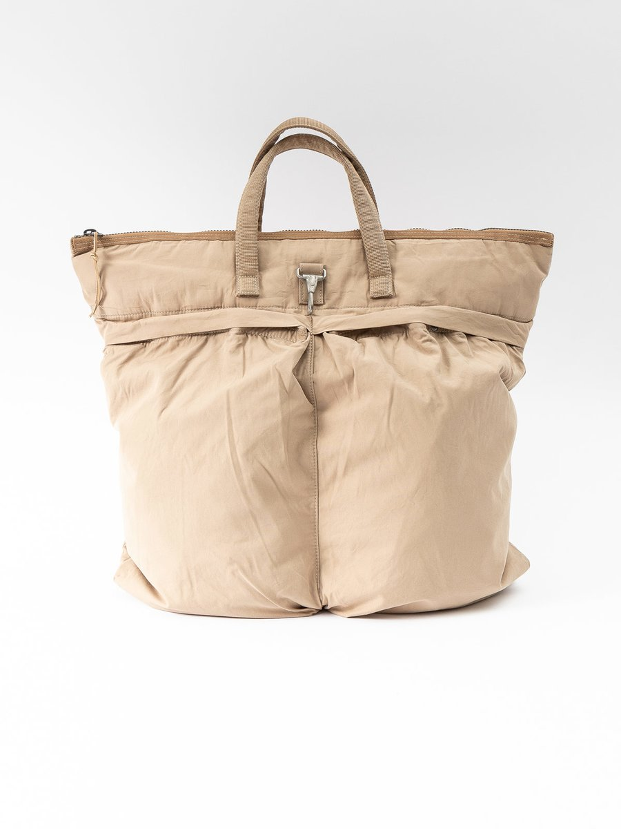 Beige Mavcat Large Bag