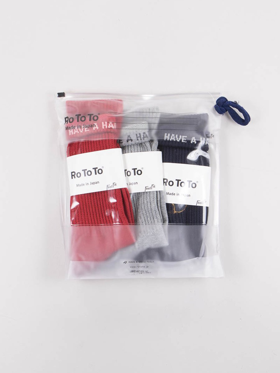 Thank You 3 Pack Socks