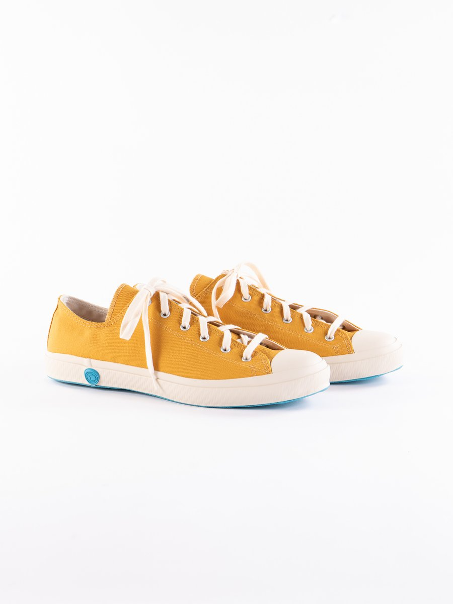Mustard 01JP Low Trainer