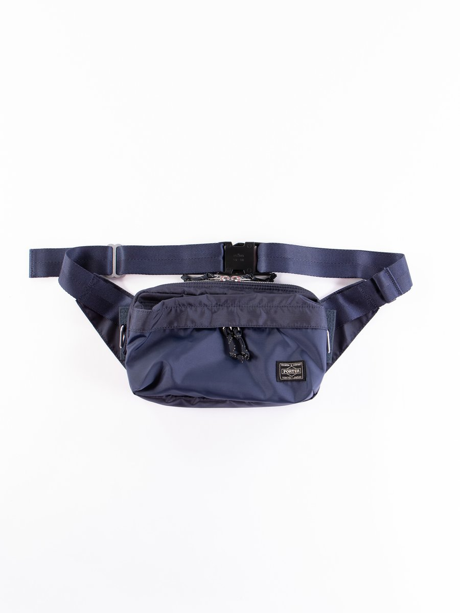 Navy Force 2Way Waist Bag