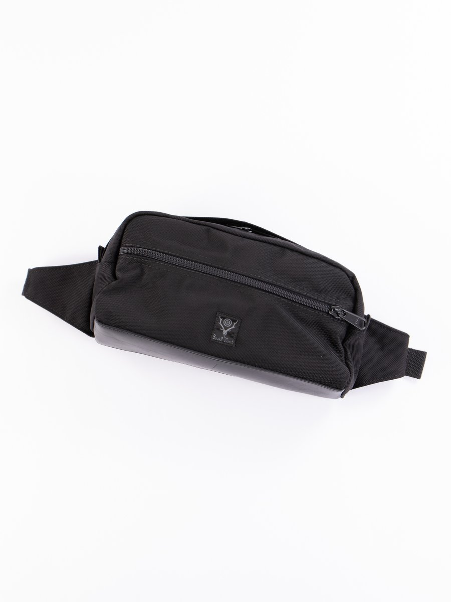 Black Ballistic Big Fanny Pack