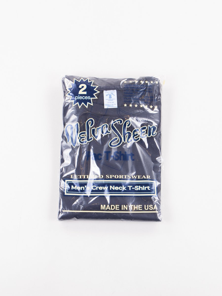 Navy 2–Pac Pocket Tees