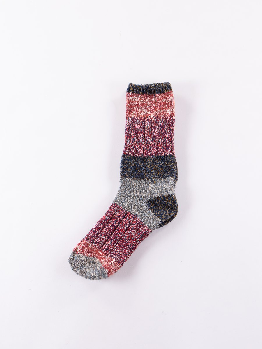 Red 56 Yarns Kogin Grandrelle Socks