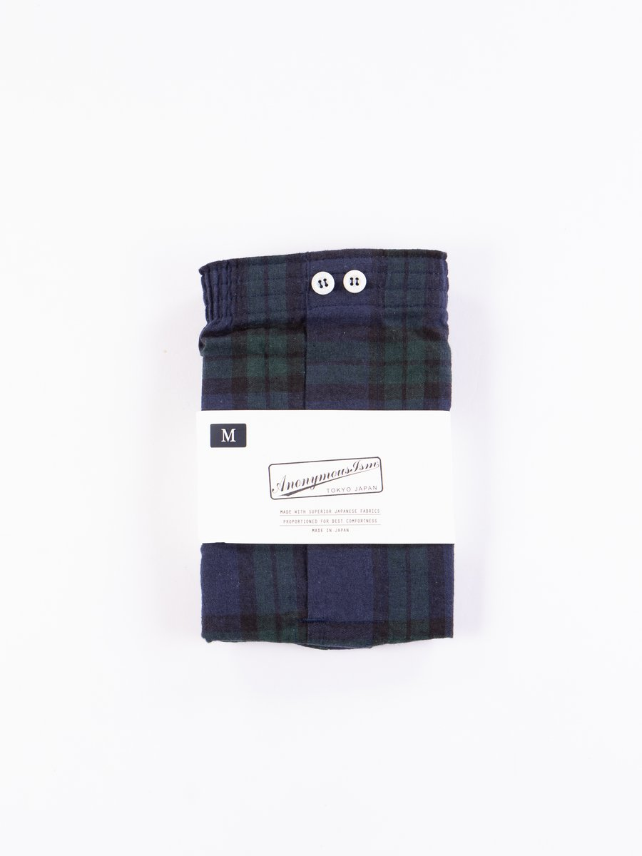 Blackwatch Tartan Vintage Boxer Short