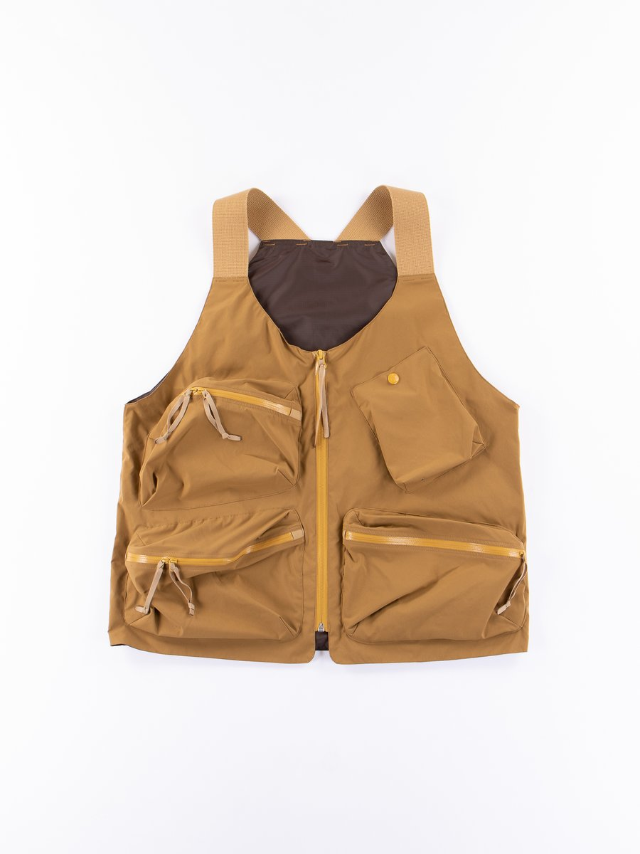 Coyote Huntish Mod Vest