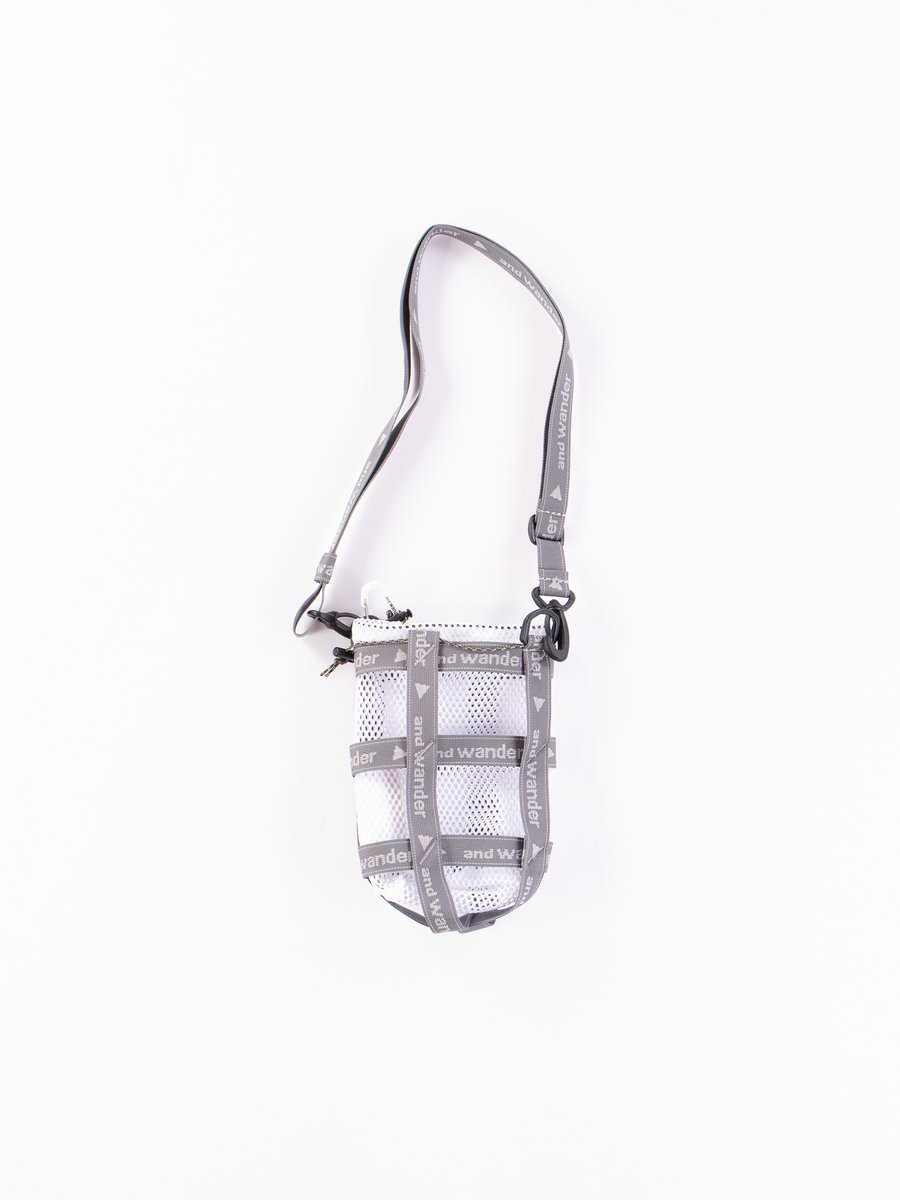 Grey JQ Tape Bottle Holder