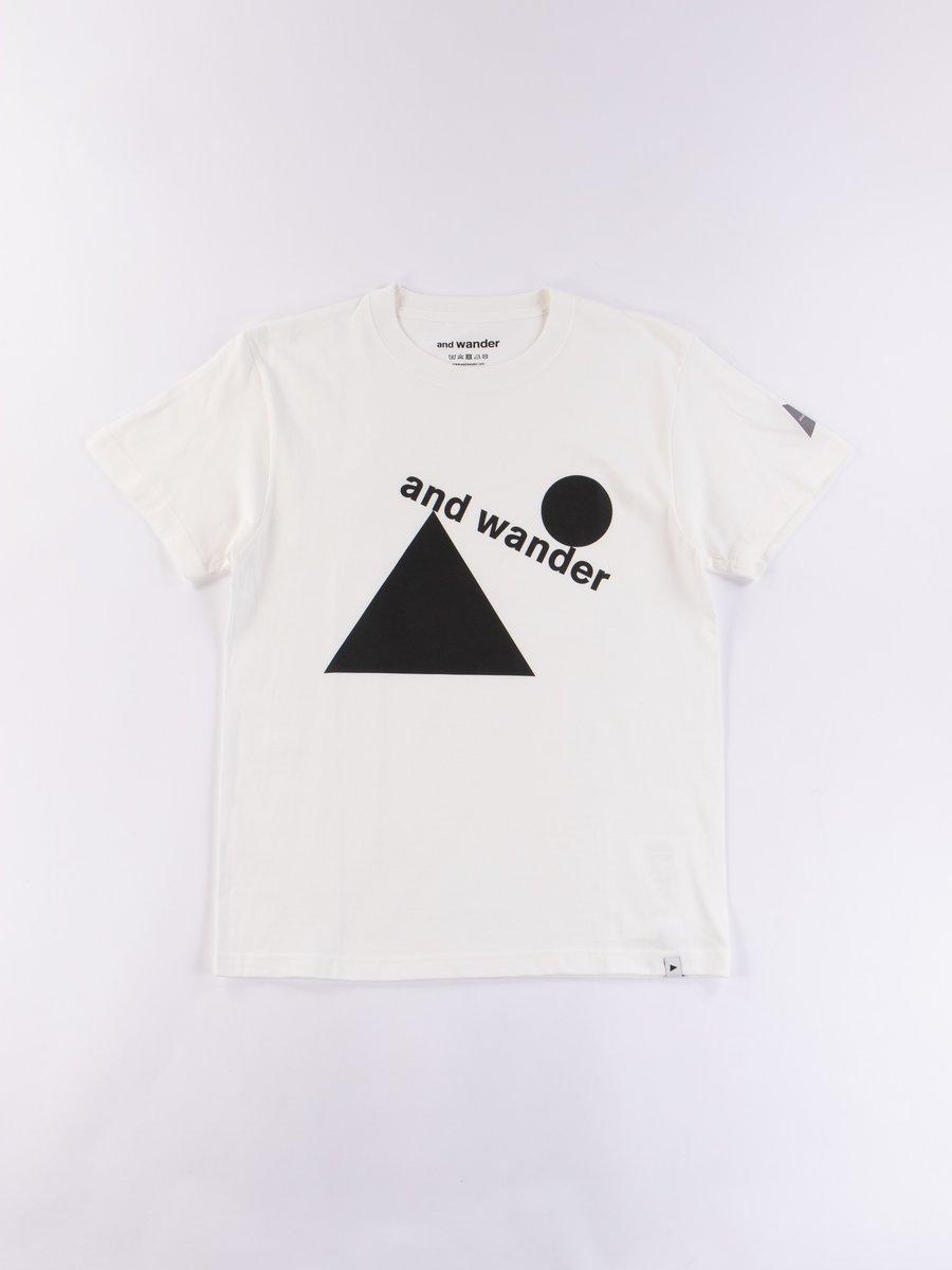 White Fumikazu Ohara Artwork T–Shirt