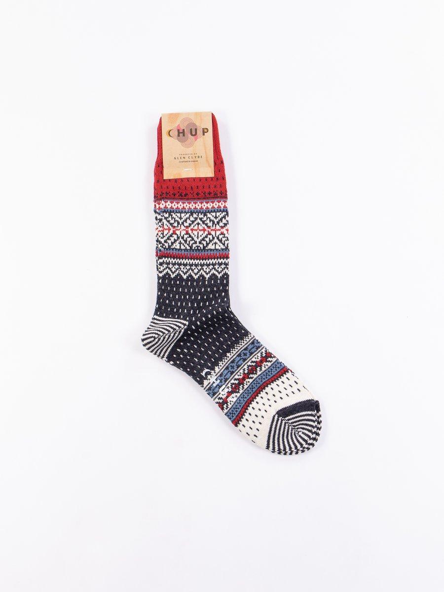 Prussian Genser Socks