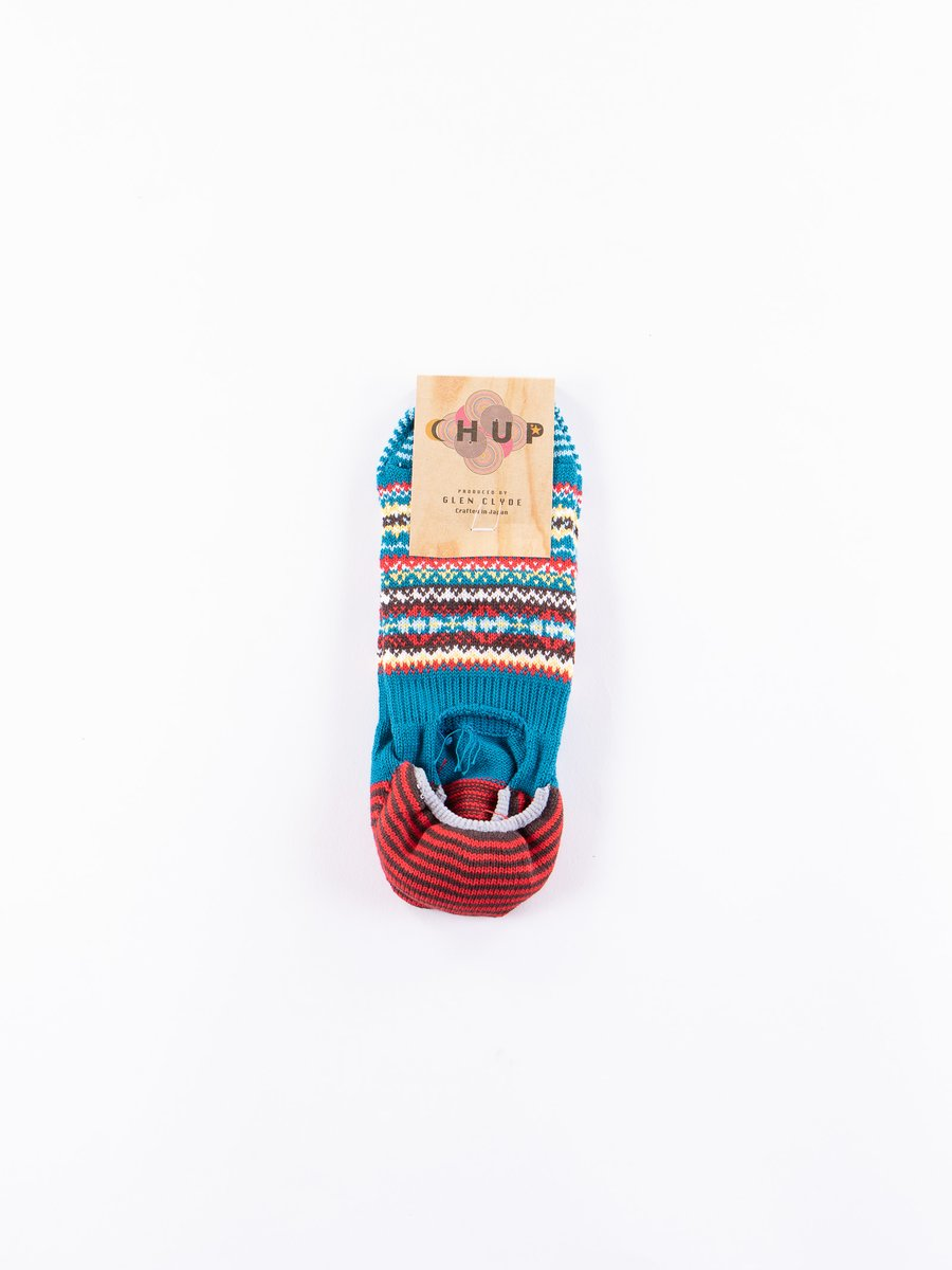 Ocean Tay Trainer Socks