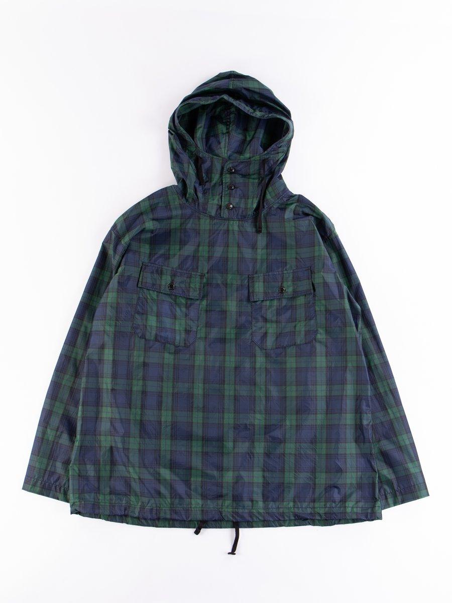 Blackwatch Nylon Cloth Cagoule Shirt