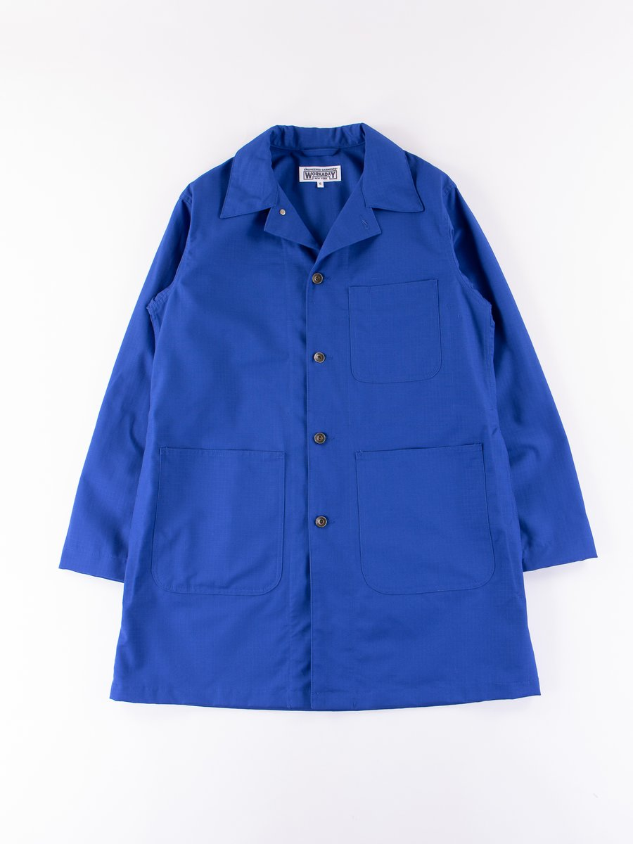 Royal Cotton Ripstop Shop Coat