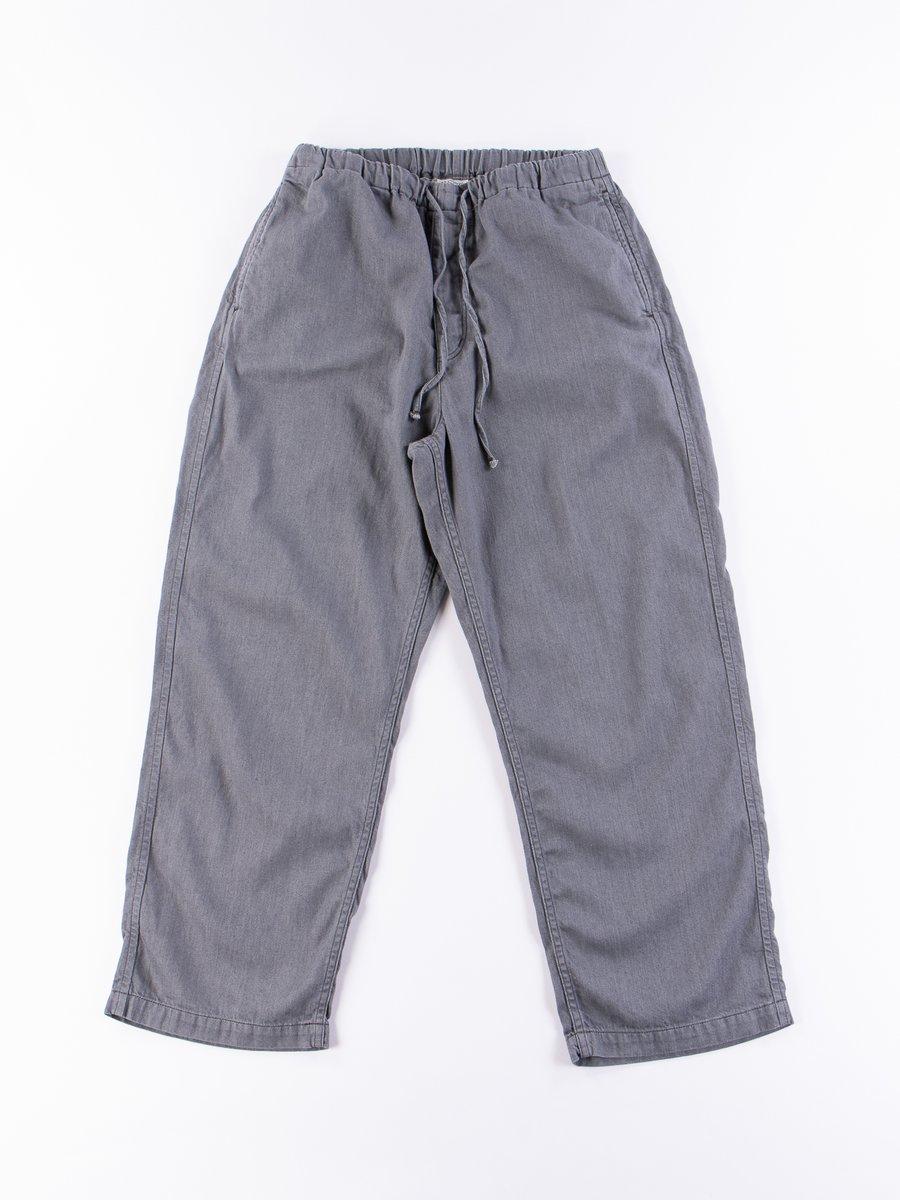 Grey Easy Work Pant
