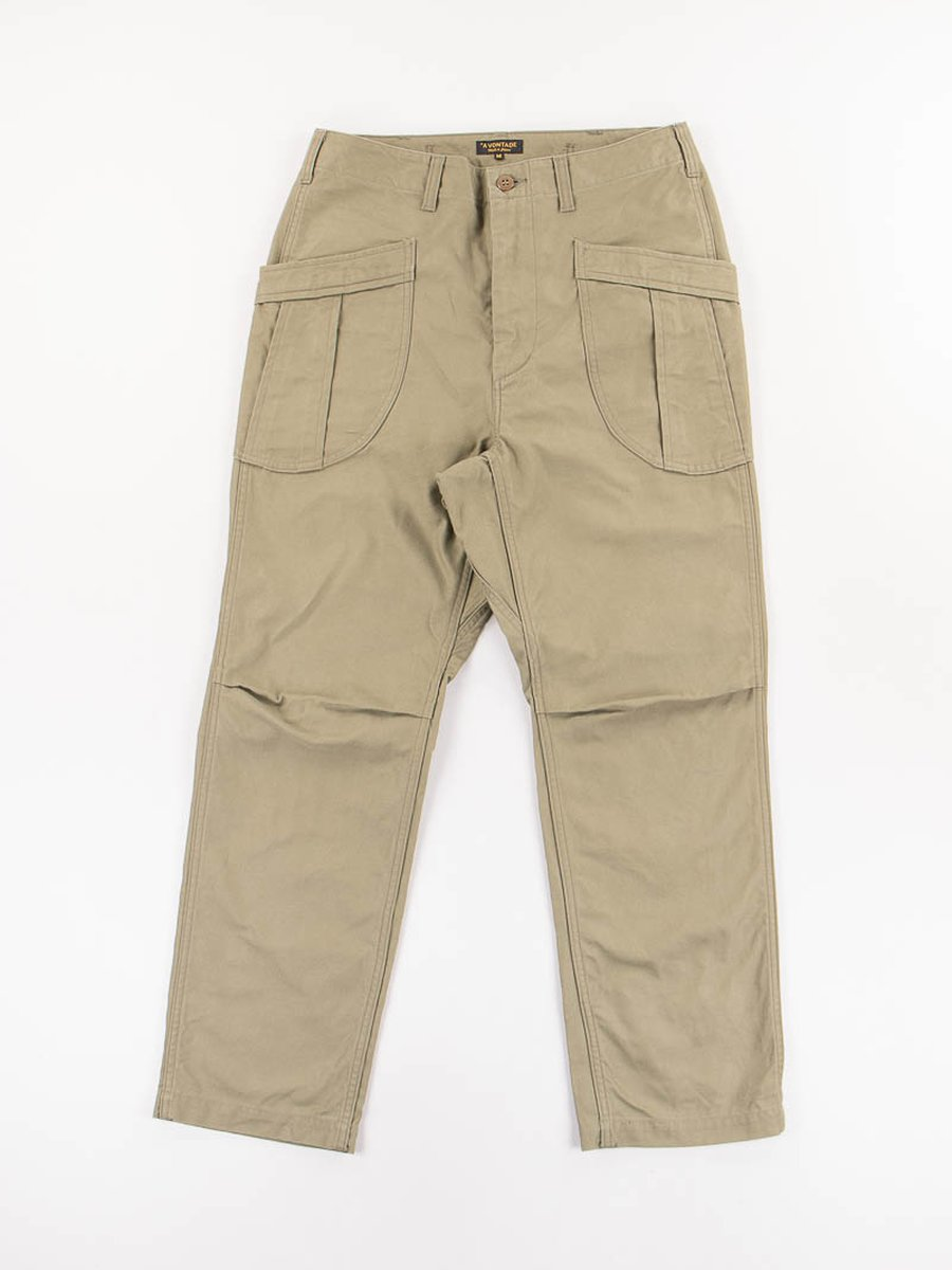 Olive Fatigue Trousers