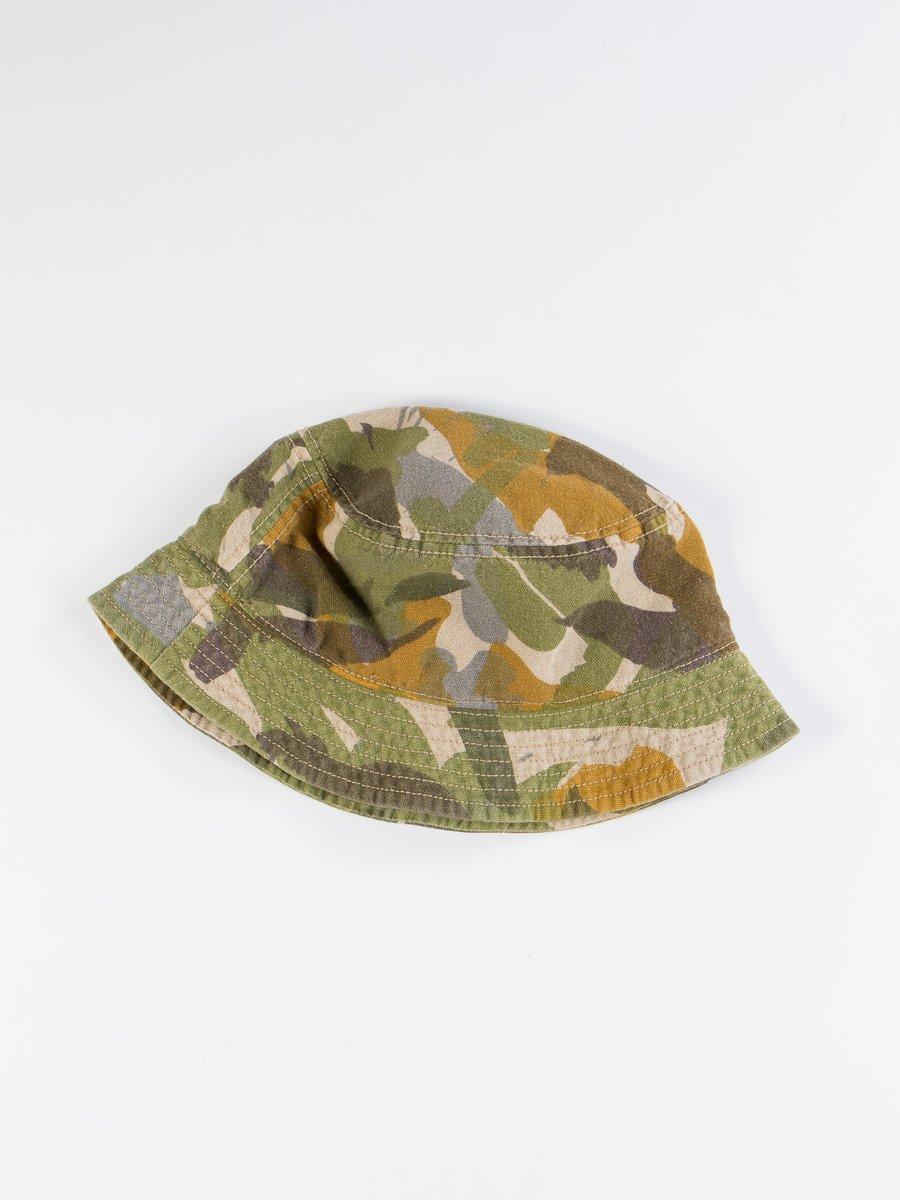 Summer Camo Bucket Hat