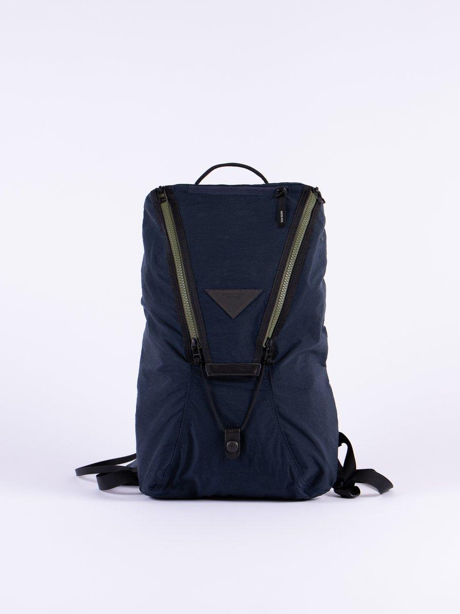 Navy Delta Backpack