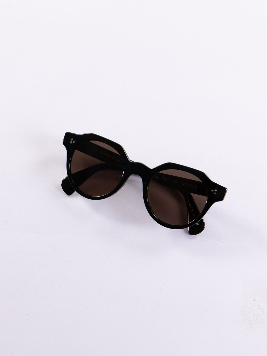 Black Irven Sunglasses