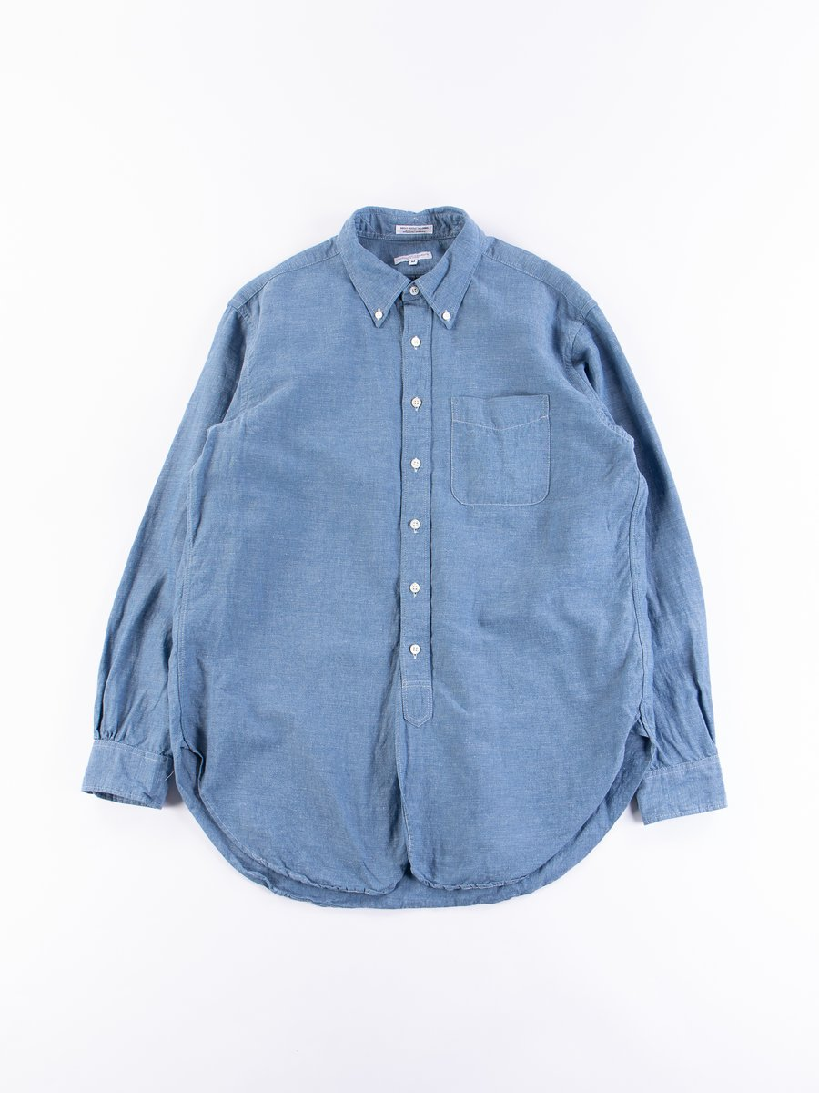 Light Blue CL Chambray 19th Century BD Shirt