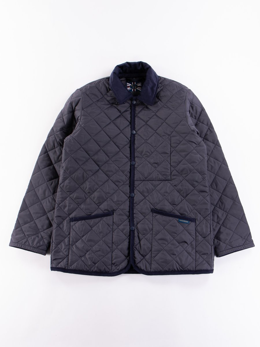 Suffolk Navy Denham Jacket