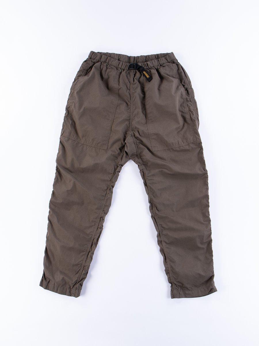 Greige Typewriter Cloth Climbing Pant
