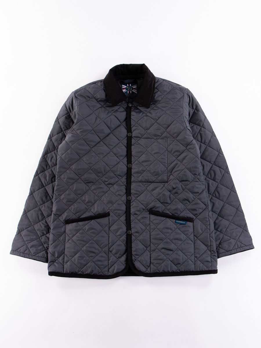 Lamp Black Denham Jacket