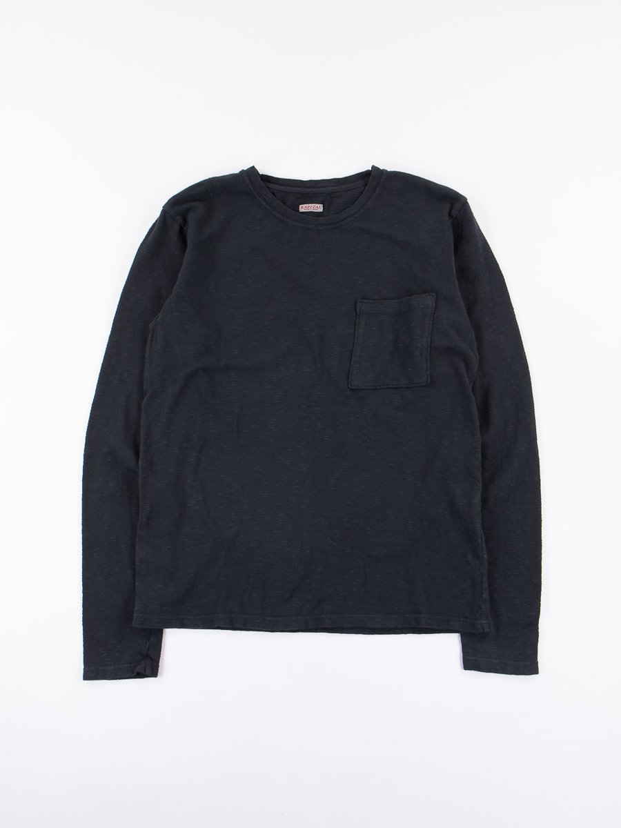 Sumi Amuse Knit Ring L/S Tee