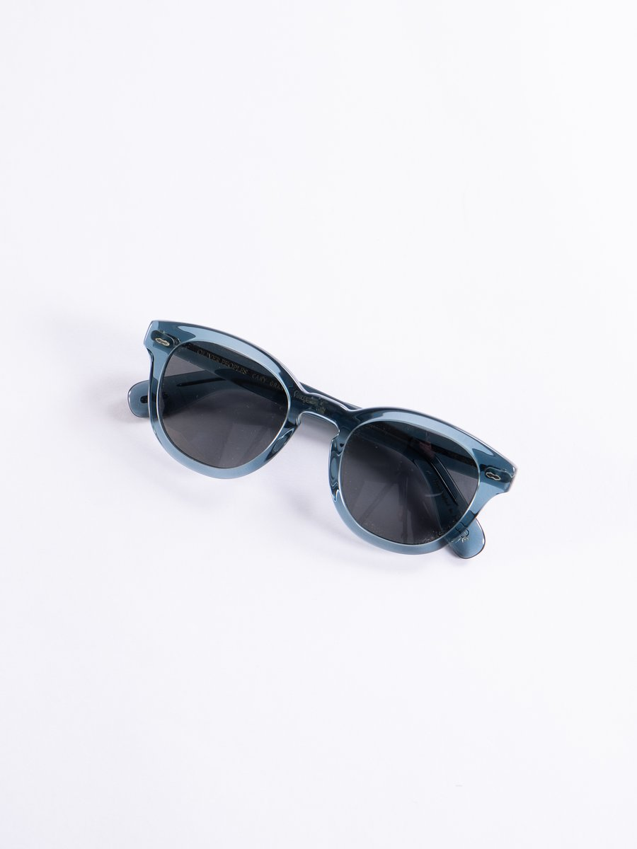 Washed Teal/Carbon Grey Cary Grant Sunglasses