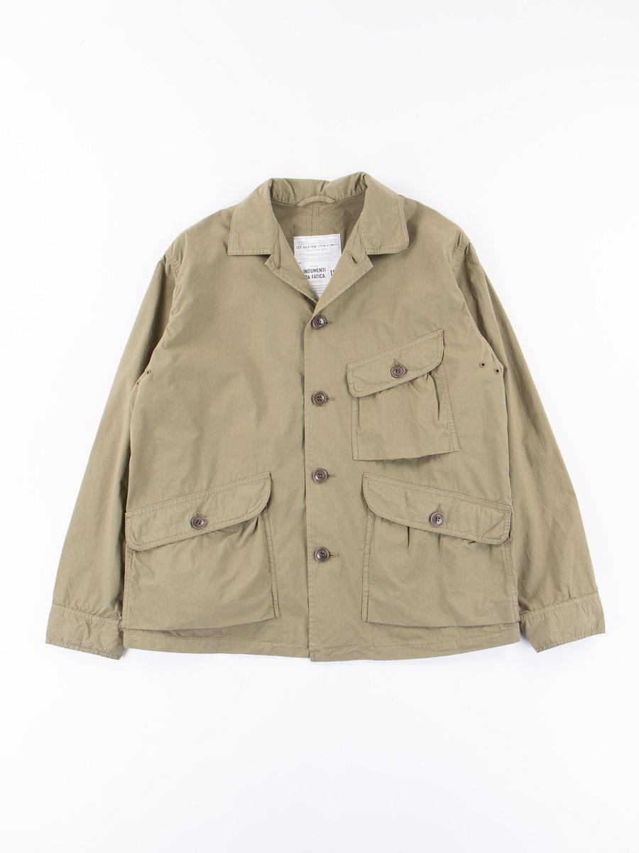 Salvia Poplin Parachute Kodiak Jacket