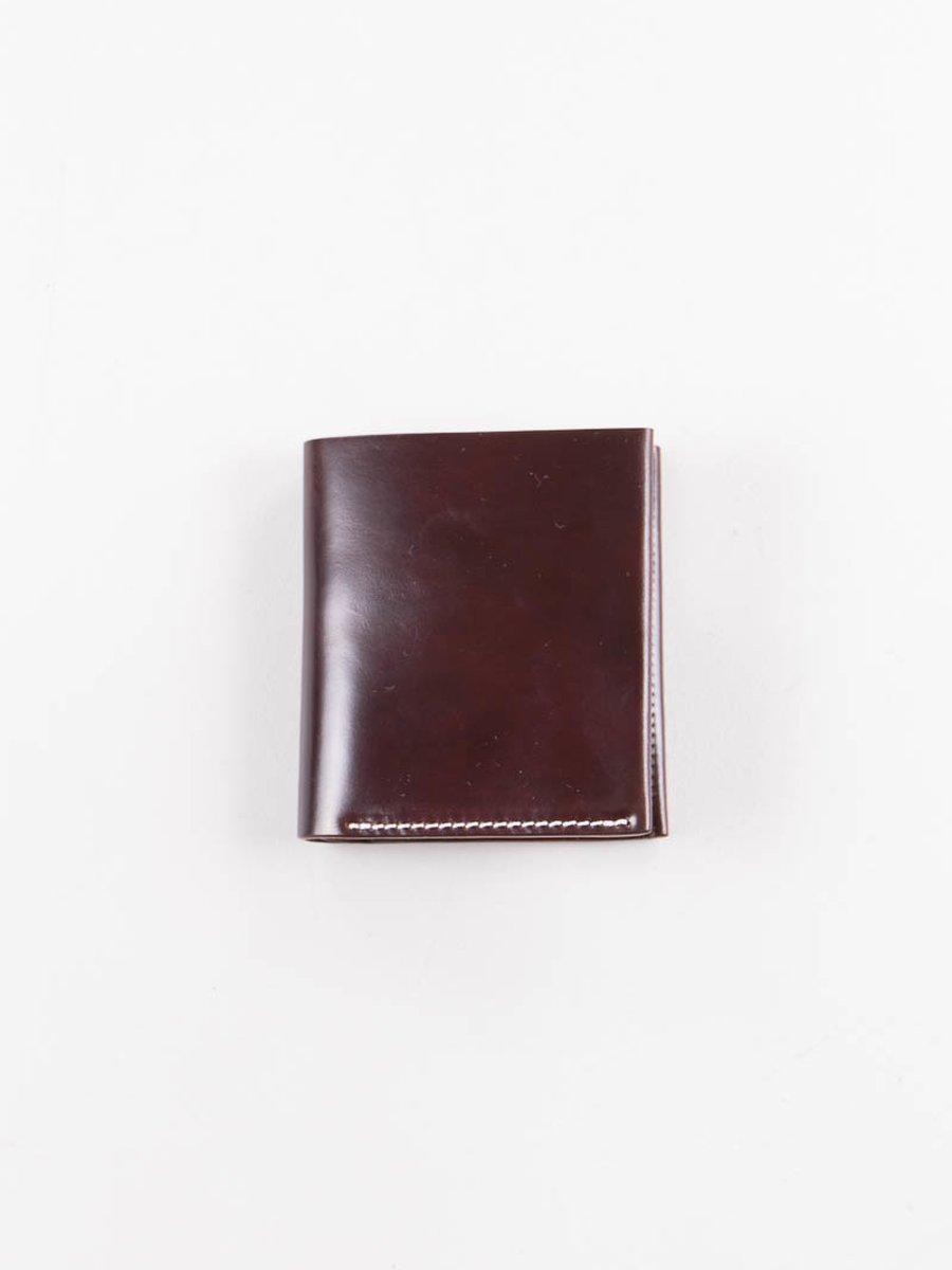 Color 8 Horween Cordovan 3–3 Wallet