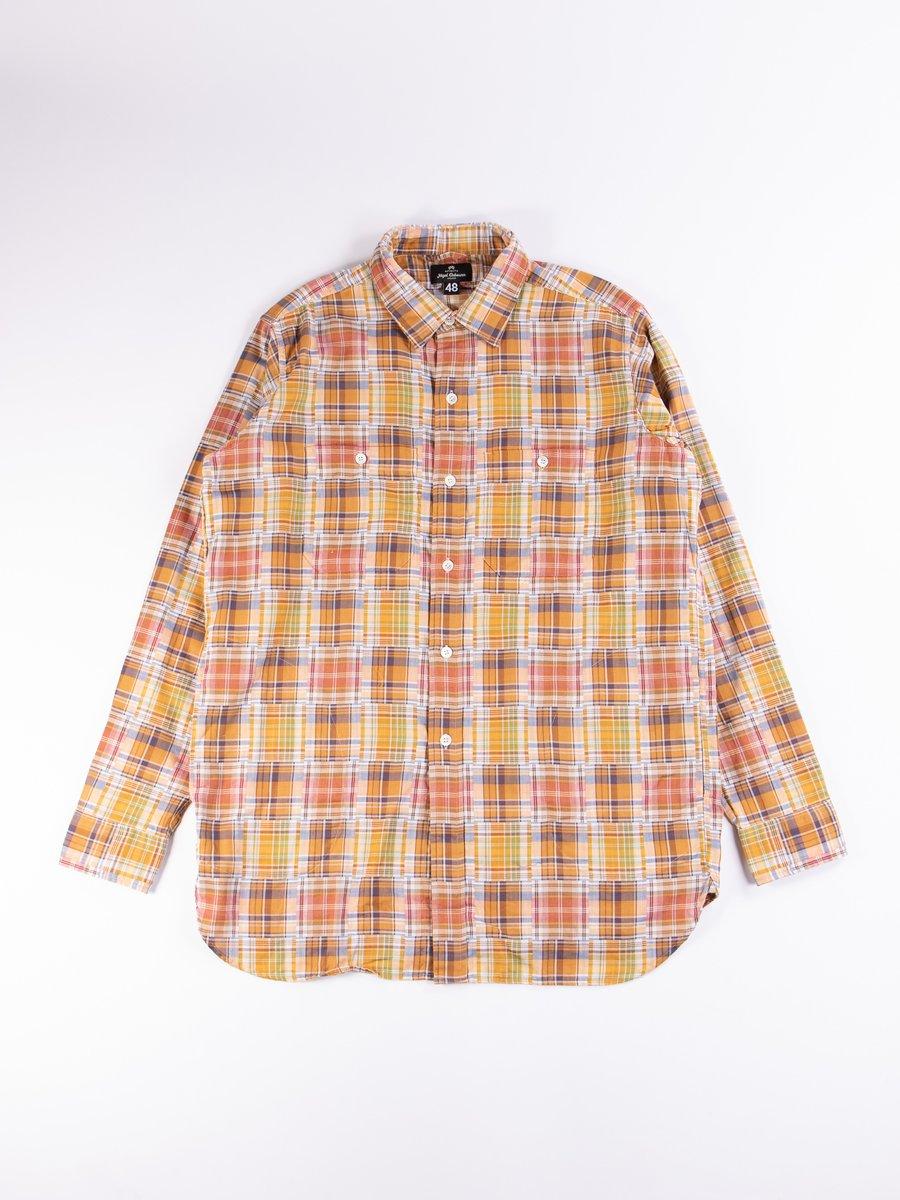 Yellow Mix Big Shirt