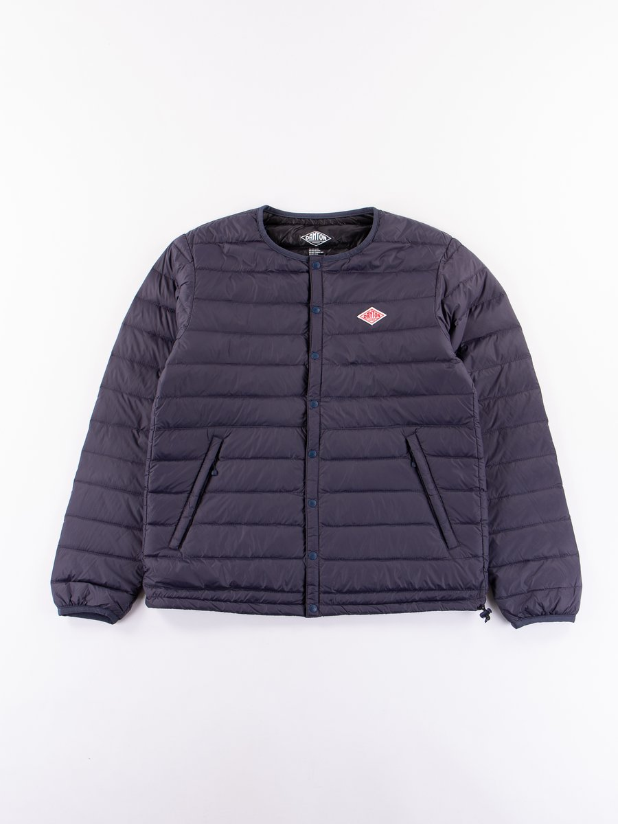 Navy Inner Down Jacket